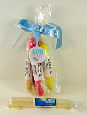 Baby Announcement Taffy Gift